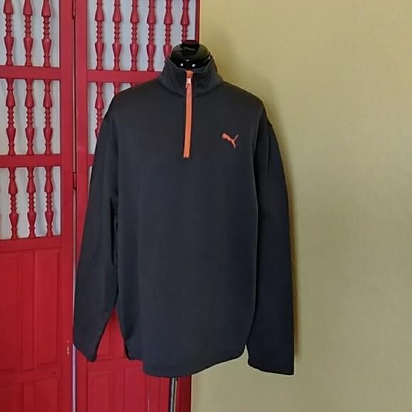 Puma track jacket mens XL